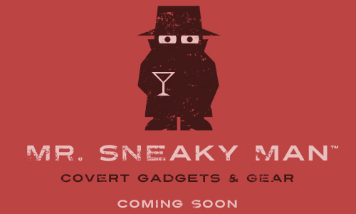Mr. Sneaky Man - coming soon